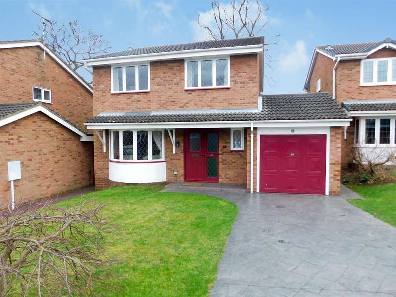 4 Bedrooms Detached House for sale in The Spinney, Borrowash