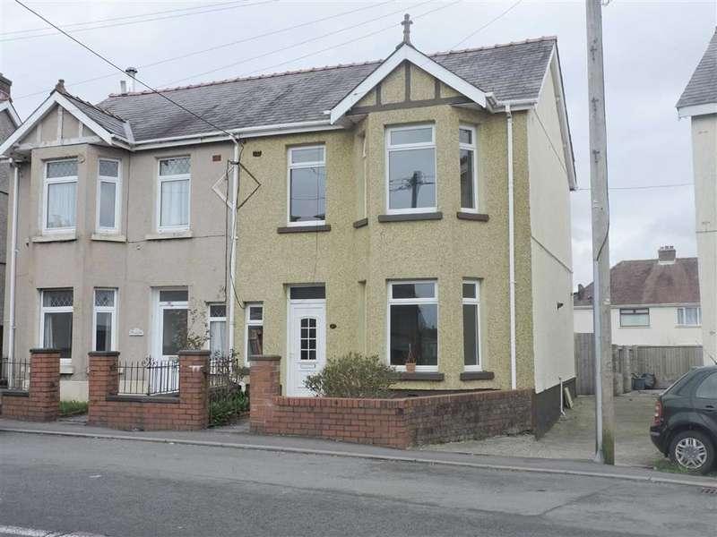 3 Bedrooms Property for sale in Llandybie Road, Ammanford