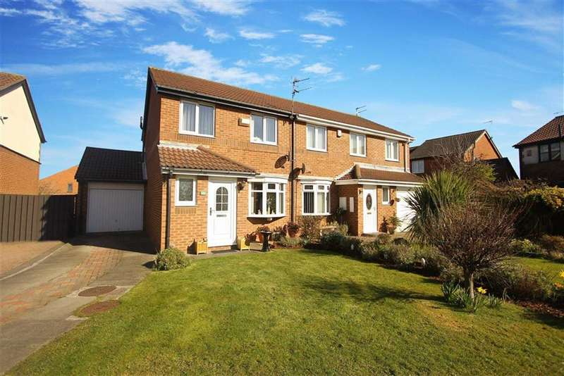 3 Bedrooms Semi Detached House for sale in Linden Road, Seaton Delaval