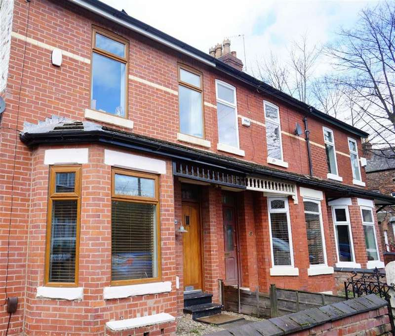 2 Bedrooms Property for sale in Groby Road, Chorlton, Manchester, M21