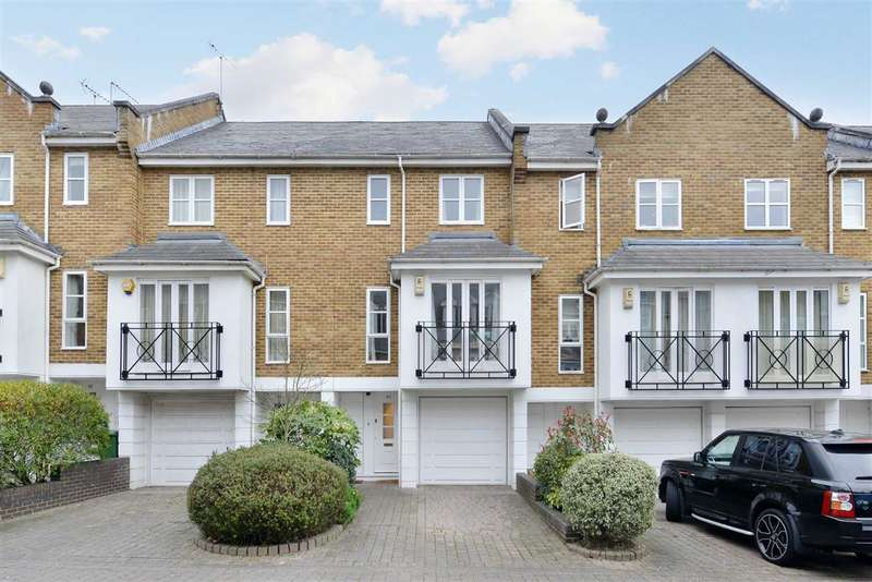 3 Bedrooms Property for sale in Berridge Mews, London, NW6