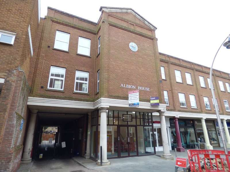 2 Bedrooms Flat for sale in 14-18 Lime Street, Bedford, MK40 1LD