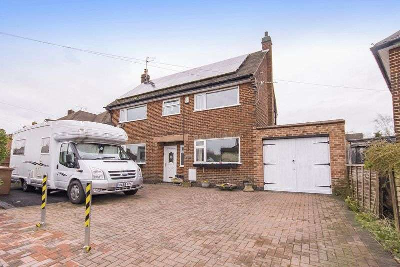 3 Bedrooms Detached House for sale in WOODFORD ROAD, MACKWORTH