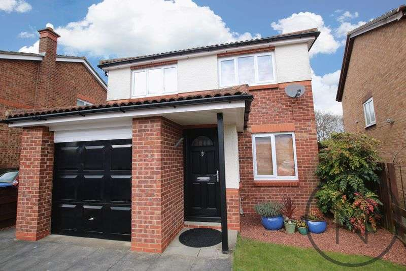 3 Bedrooms Detached House for sale in Pemberton Road, Woodham, Newton Aycliffe