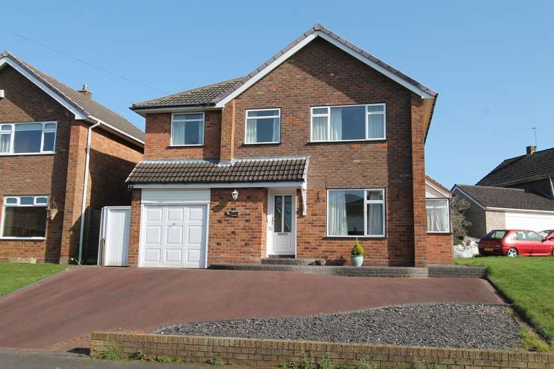 4 Bedrooms Detached House for sale in Lightwoods Road, Pedmore, Stourbridge, DY9
