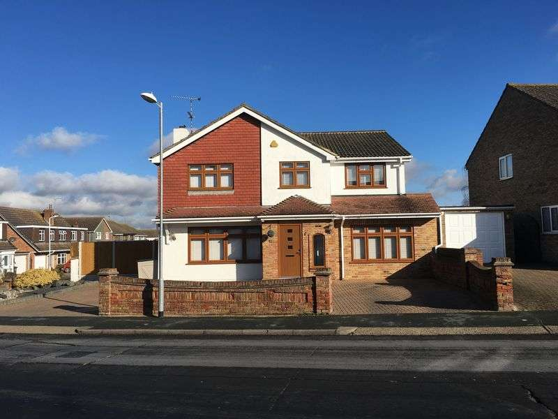 4 Bedrooms Detached House for sale in Halstow Way, Basildon