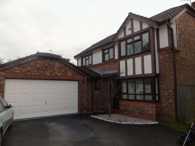 4 Bedrooms Detached House for sale in Copperwood Drive, Prescot
