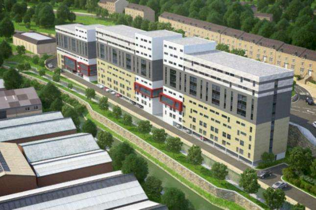 Property for sale in Landmark Waterfront Quarter, Huddersfield, HD1 3LD