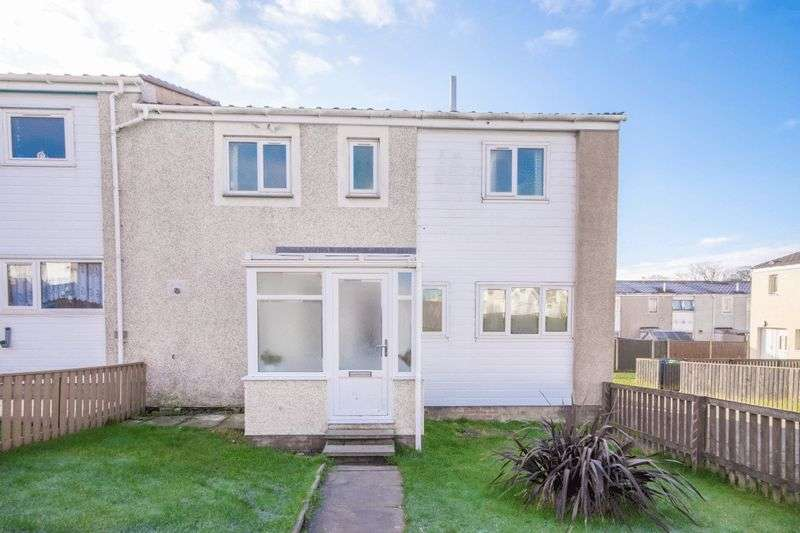 4 Bedrooms Terraced House for sale in Torridon Drive, Rosyth