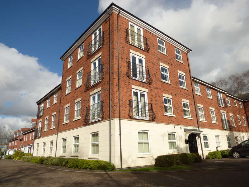 2 Bedrooms Ground Flat for sale in Astley Way, Ashby De La Zouch
