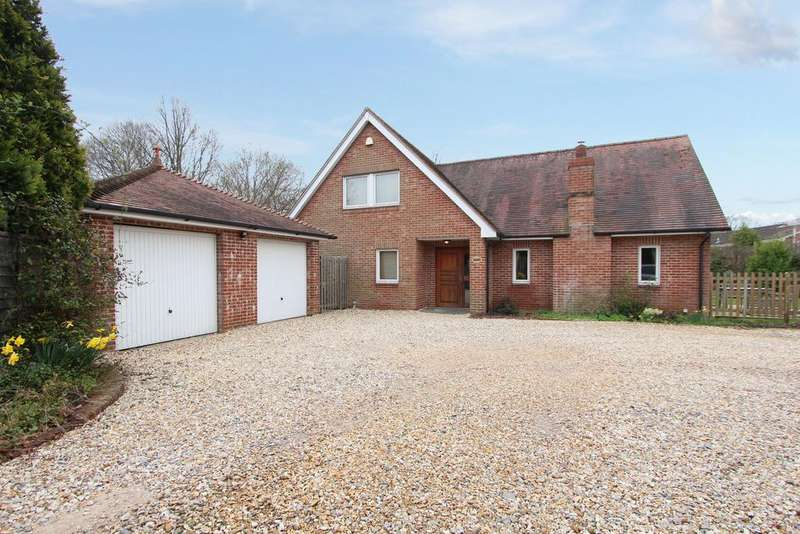4 Bedrooms Detached House for sale in Oatlands Road, Botley SO32