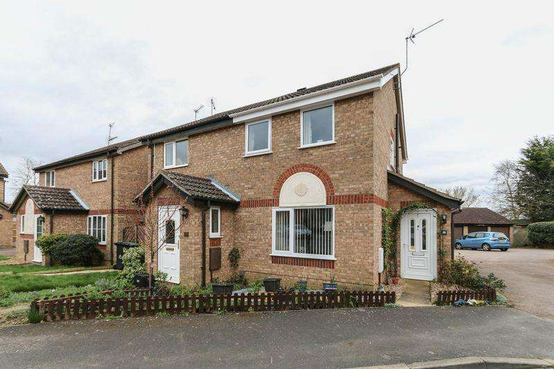 2 Bedrooms Semi Detached House for sale in Felton Way, Ely