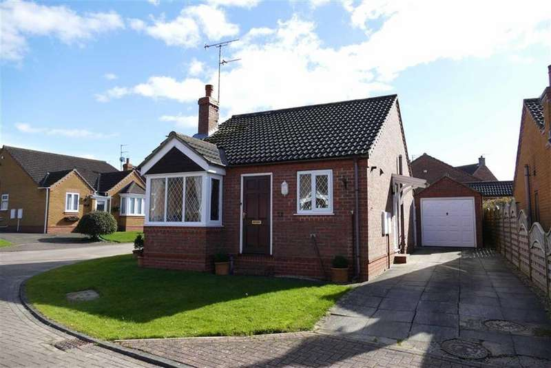 2 Bedrooms Detached Bungalow for sale in The Close, Market Weighton