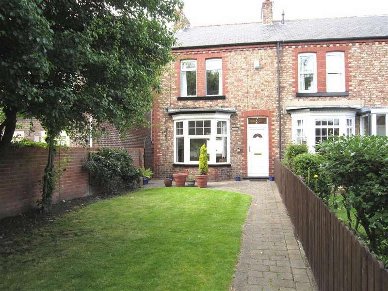 2 Bedrooms End Of Terrace House for sale in Cliffe Terrace, Great Ayton