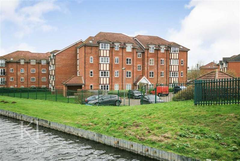 2 Bedrooms Apartment Flat for sale in Vancouver Road, Broxbourne