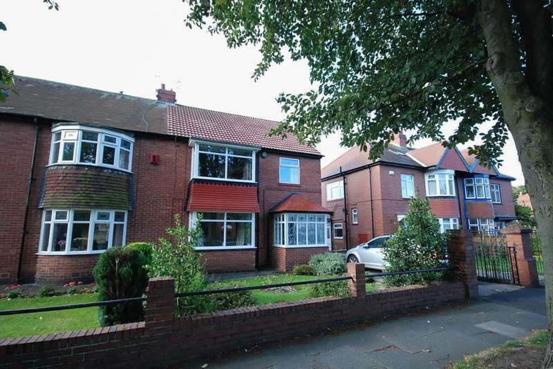 3 Bedrooms Semi Detached House for sale in Sunderland Road Villas, Heworth