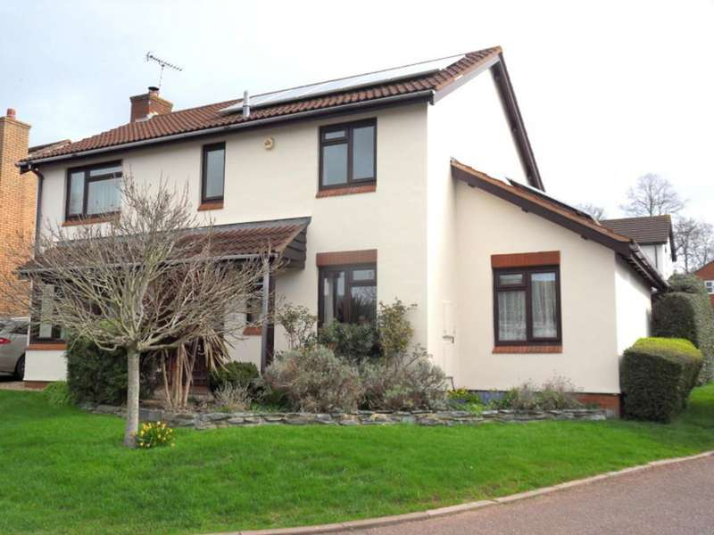 5 Bedrooms Detached House for sale in Oxford Close, Exmouth