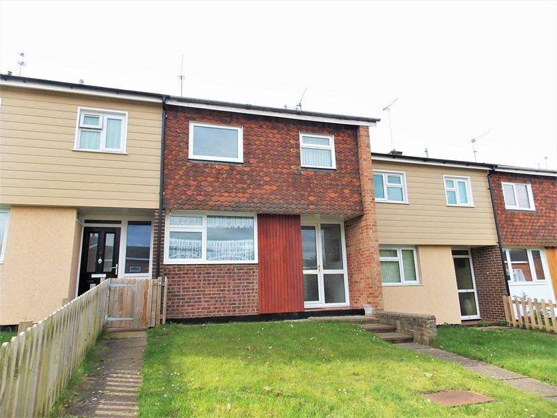 3 Bedrooms Terraced House for sale in Dulnan Close, Tilehurst, Reading