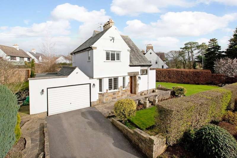3 Bedrooms Detached House for sale in Southway, Manor Park, Burley in Wharfedale