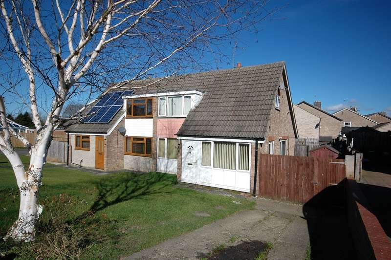 3 Bedrooms Semi Detached House for sale in Byng Road, Catterick Garrison, North Yorkshire, DL9