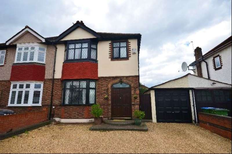 3 Bedrooms Semi Detached House for sale in Sidcup Road, London, SE12