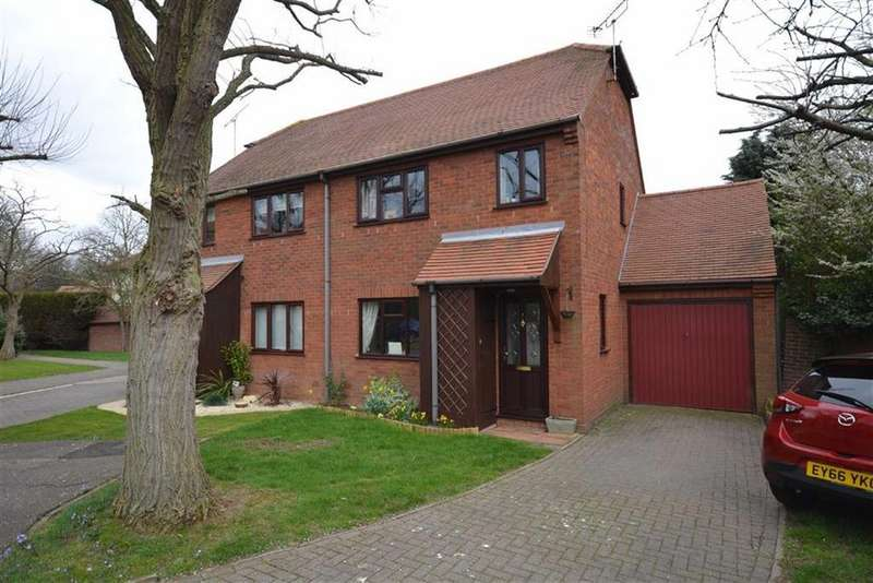 3 Bedrooms Semi Detached House for sale in Charlotte Court, South Woodham Ferrers, ESSEX