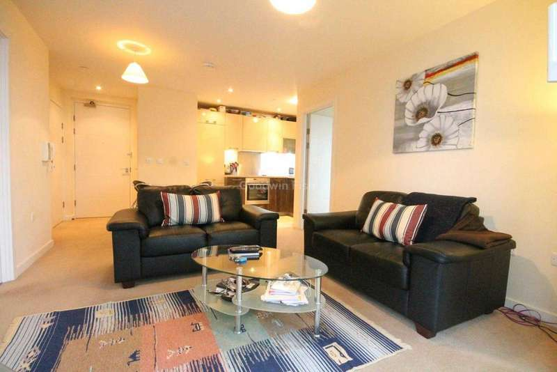 2 Bedrooms Apartment Flat for sale in Spectrum, Blackfriars Road, Manchester
