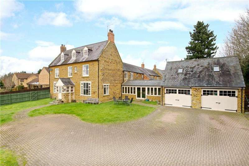 5 Bedrooms Unique Property for sale in Wootton Hill Farm, Hunsbury Hill, Northamptonshire