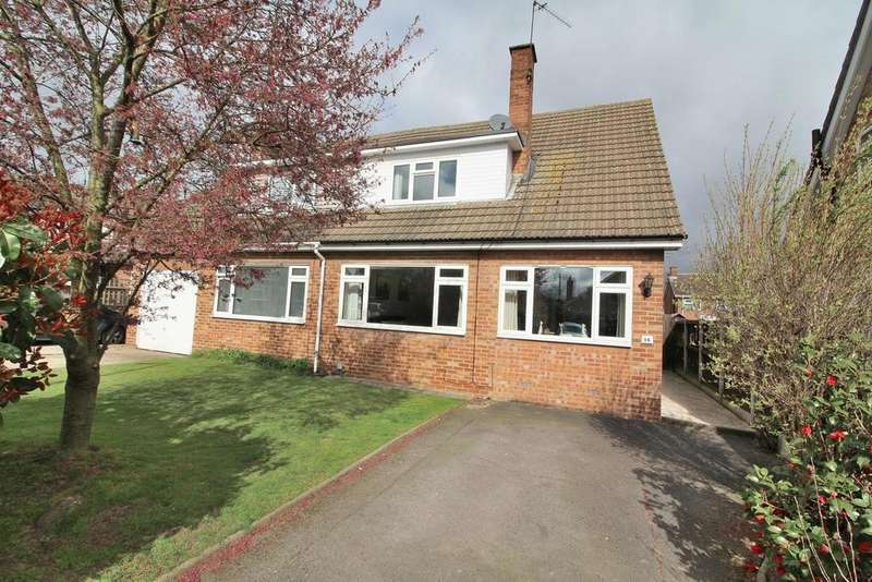 3 Bedrooms Semi Detached House for sale in Snelling Grove, Chelmsford, Essex, CM2