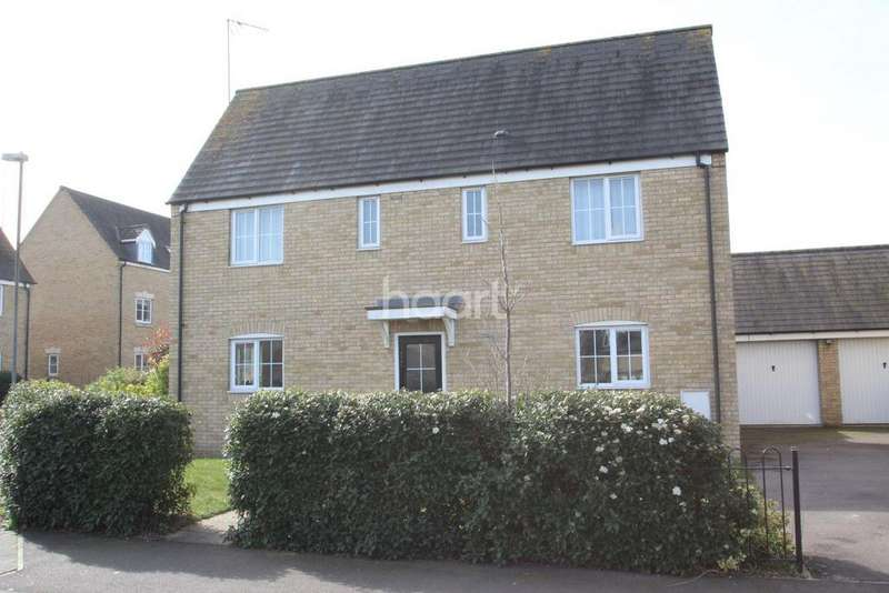 4 Bedrooms Detached House for sale in Wellbrook Way, Girton, Cambridge