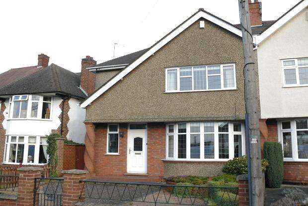 4 Bedrooms Semi Detached House for sale in Park Avenue North, Northampton, NN3