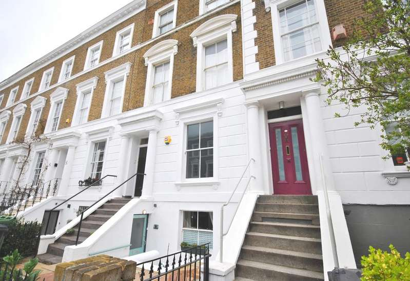 2 Bedrooms Flat for sale in Richborne Terrace Oval SW8