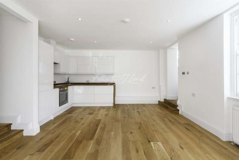 2 Bedrooms Flat for sale in Englefield Road, De Beauvoir, N1