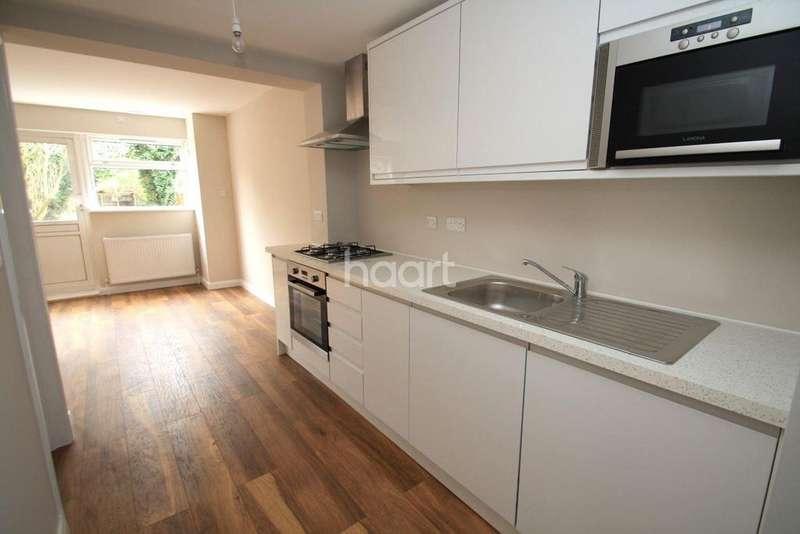 1 Bedroom Flat for sale in Ballards Road