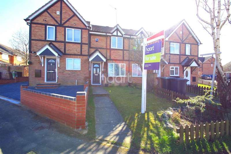 2 Bedrooms Terraced House for sale in Swan Mead, Luton