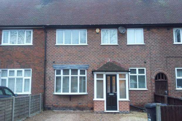 2 Bedrooms Terraced House for sale in Henley Road, Leicester, LE3