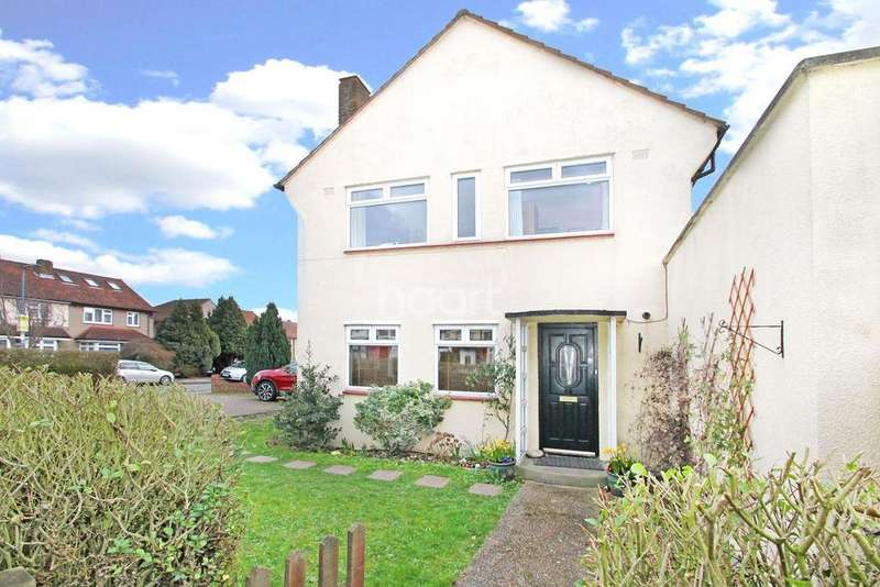 3 Bedrooms Semi Detached House for sale in Lexden Drive, Chadwell Heath
