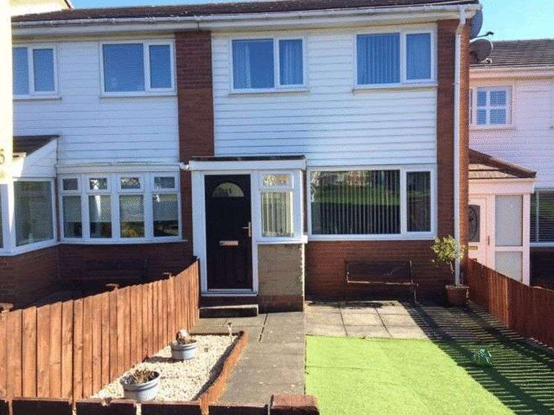 3 Bedrooms Terraced House for sale in Aberfoyle Court, Stanley