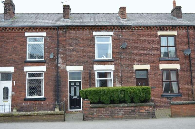 2 Bedrooms Terraced House for sale in 102 Bank Street, Golborne, WA3 3SW