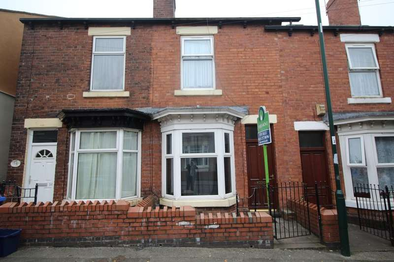 3 Bedrooms Property for sale in Gainsford Road, Sheffield, S9