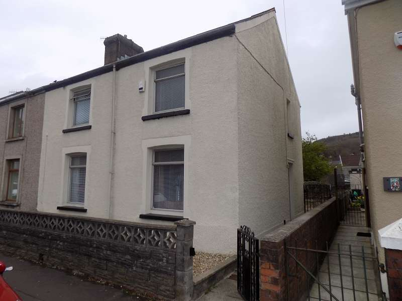 3 Bedrooms Semi Detached House for sale in Depot Road, Cwmavon, Port Talbot, Neath Port Talbot. SA12 9BA