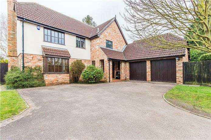 5 Bedrooms Detached House for sale in Barnsfield, Fulbourn, Cambridge