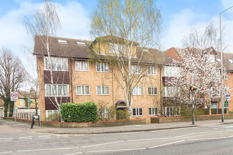 2 Bedrooms Flat for sale in Kingston Road, New Malden, KT3