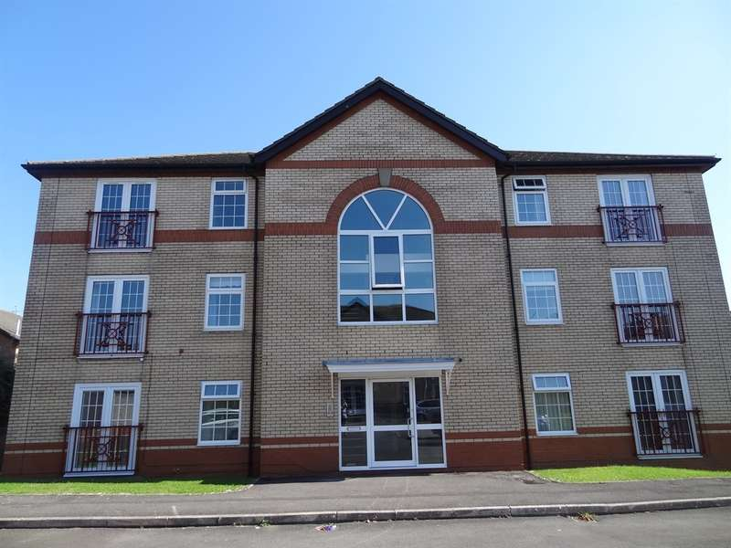 2 Bedrooms Apartment Flat for sale in Barrians Way, Barry