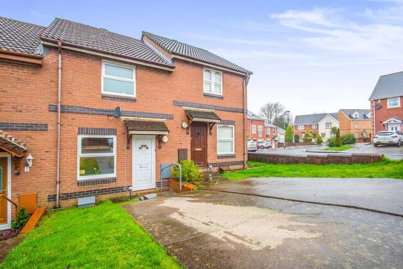 2 Bedrooms Terraced House for sale in Cavendish Close, Thornhill, Cardiff