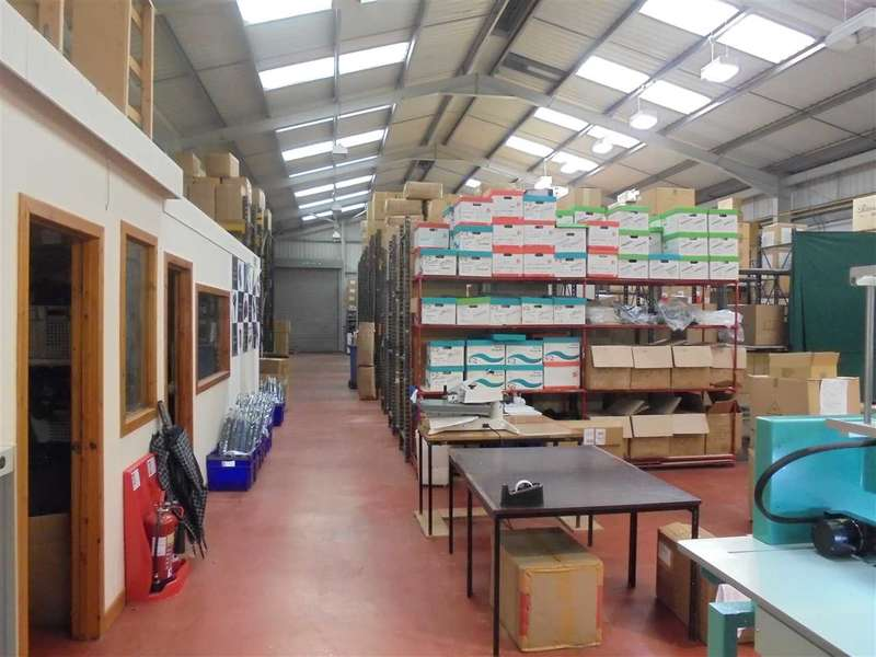 Commercial Property for sale in Earl Haig Road, Glasgow