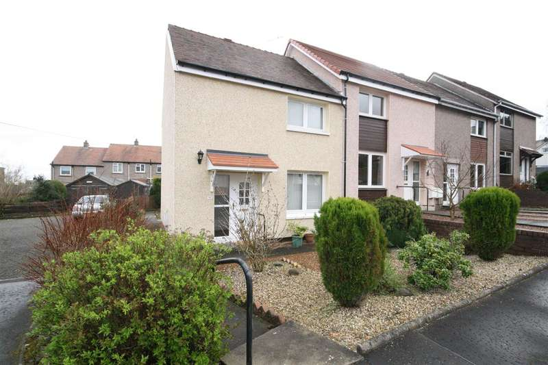 2 Bedrooms End Of Terrace House for sale in Willowbrae, Brightons, Falkirk
