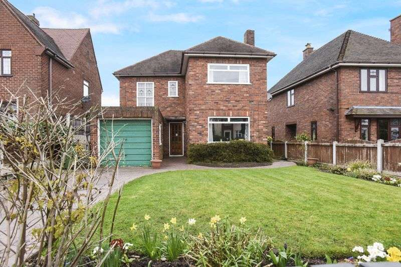 3 Bedrooms Detached House for sale in Gilbanks Road, Wollaston, Stourbridge