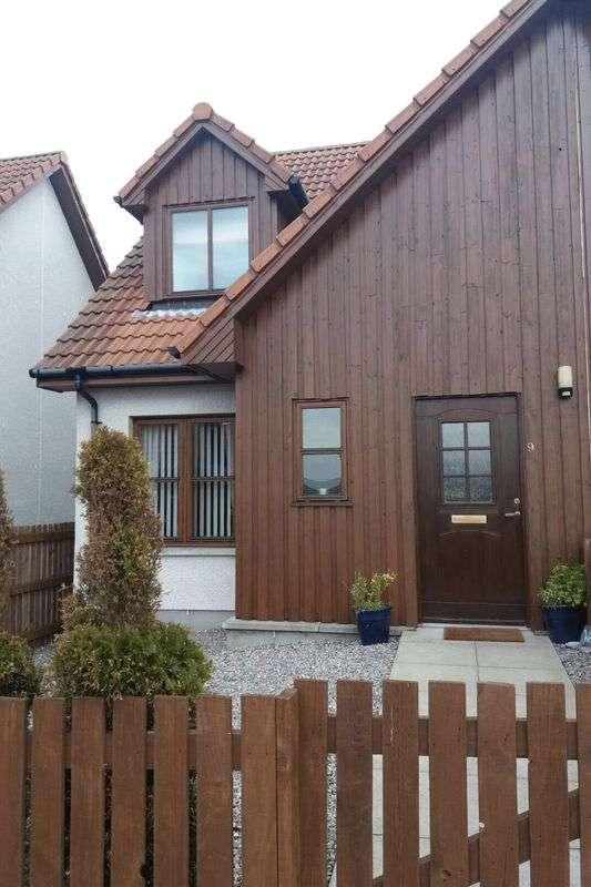 2 Bedrooms Property for sale in Woodside Brae, Inverness