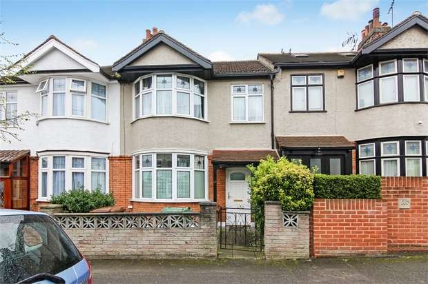 3 Bedrooms Terraced House for sale in Manor Road, Walthamstow, London